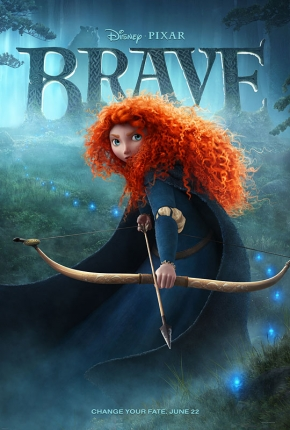 Watch a New Clip From Disney/Pixar's  Brave