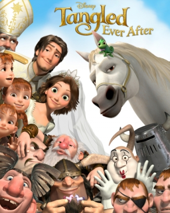 A Second Clip From 'Tangled Ever After' Arrives