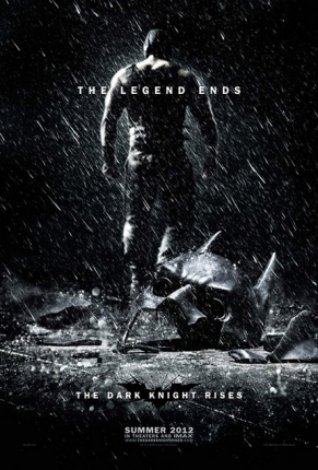 The Dark Knight Rises  Passes $300 Million Domestically