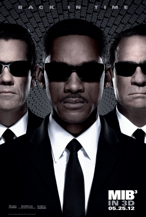 'Men in Black 3' Reveals Its Theme Song, 'Back in Time'