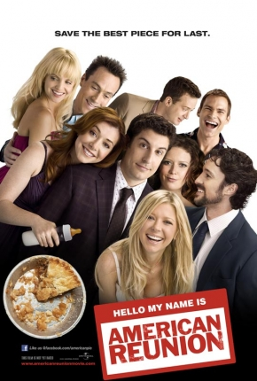 The New Trailer for 'American Reunion'!
