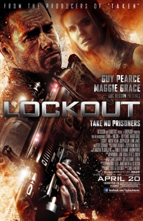Maggie Grace on 'Lockout', Lost Tattoos, and Action Movies