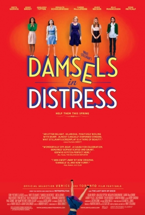 Whit Stillman Talks Making 'Damels In Distress,' His Connection To The Current Generation & More