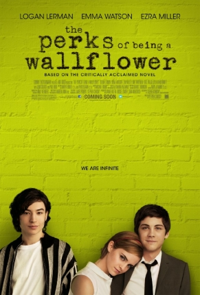 New Images Of Emma Watson, Logan Lerman & Ezra Miller In 'The Perks Of Being A Wallflower'