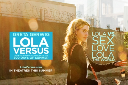 First Look At Greta Gerwig & Joel Kinnaman In 'Lola Versus'