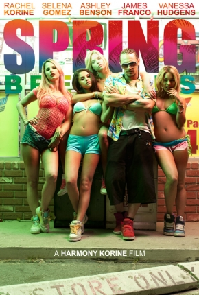 New 'Spring Breakers' Posters