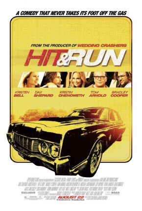 Exclusive 'Hit and Run' TV Spot