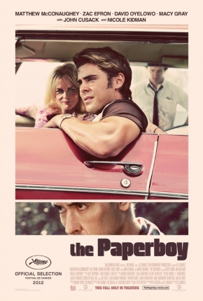 First Poster for 'The Paperboy'