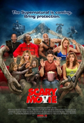 No Scary Movie 5 for Anna Faris?