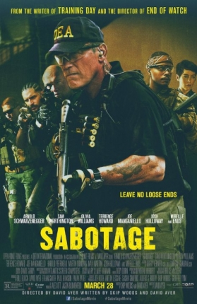 Arnold Schwarzenegger Throws Down in a New Clip From Sabotage