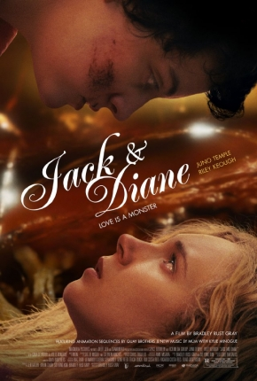 The Trailer for Horror Romance 'Jack and Diane'