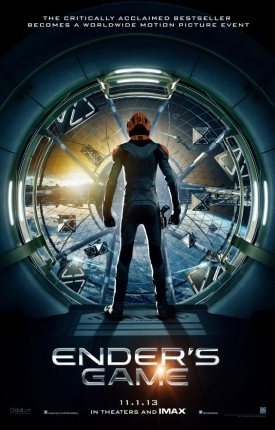 Summit Pushes 'Ender's Game' to November 2013