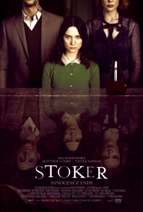 Watch: Seductive New Clip From 'Stoker' Plus Listen To Clint Mansell's Complete Score