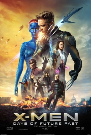 Check out a new featurette for Bryan Singer's X-Men: Days of Future Past