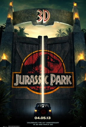 'Jurassic Park' Passes $1B at Box Office - With 3D Asterisk