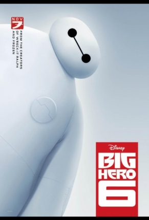 Baymax Introduces Himself in New 'Big Hero 6' Viral Video