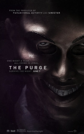 Box Office Shocker: 'The Purge' Tops Friday With $16.7 Mil, Headed for $38 Mil Weekend