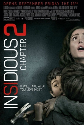 25 Things to Know about INSIDIOUS: CHAPTER 2 from Our Set Visit
