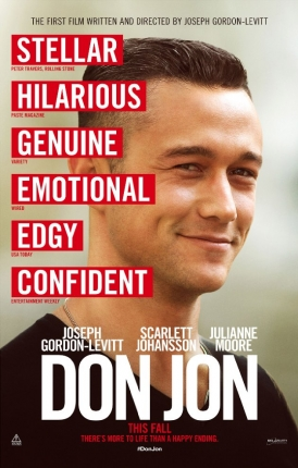 Watch: Quick New Trailer for Joseph Gordon-Levitt's Stellar 'Don Jon'