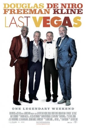 Morgan Freeman Joins Michael Douglas in LAST VEGAS; Jane Fonda Added to BETTER LIVING THROUGH CHEMISTRY