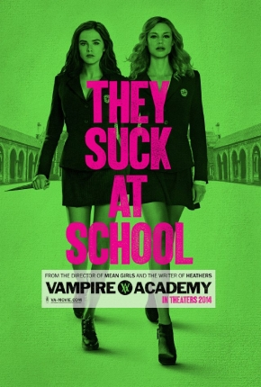 New Images from VAMPIRE ACADEMY Starring Zoey Deutch and ENDLESS LOVE Starring Alex Pettyfer and Gabriella Wilde