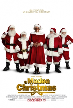 Tyler Perry's Madea is Back this Christmas