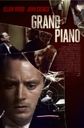 Spanish 'Grand Piano' Trailer: Elijah Wood Is a Concert Pianist With a Slight Sniper Problem