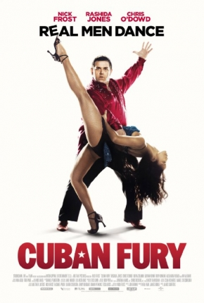CUBAN FURY Video Blog Shows Behind-the-Scenes Footage of Nick Frost, Rashida Jones and Chris O'Dowd
