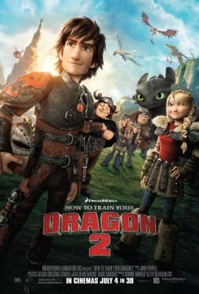 'How to Train Your Dragon 2' Hits $500 Million After Opening in China
