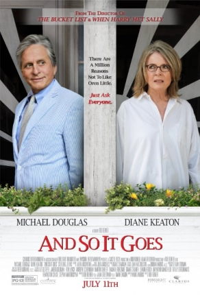 AFM: Michael Douglas And Diane Keaton Aligned With 'And So It Goes…'