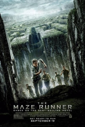 The Maze Runner Trailer Teaser Shows Thomas Arriving At The Glade