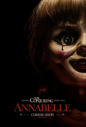 Miss Me? The Annabelle Film Gets a Trailer!
