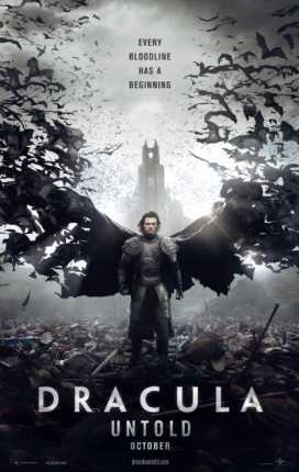 'Dracula Untold': Luke Evans Explains What Makes His Dracula Different