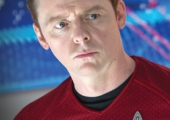 Simon Pegg To Co-Write Next Star Trek Film