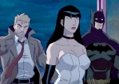 First Look At Justice League Dark Offers Glimpses Of Swamp Thing, John Constantine And More