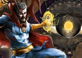 Doctor Strange Director & Kevin Feige Tease Eye of Agamotto's Powers