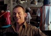 "Simon Pegg will Journey to Distant Lands in ""Hector and the Search For Happiness"""