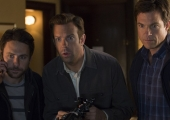'Horrible Bosses 2' Stars Jason Bateman, Jason Sudeikis, Charlie Day Discuss Comedy's Serious Issues (Video)