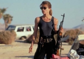 Linda Hamilton is returning as Sarah Connor for Terminator reboot