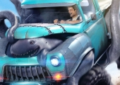 Monster Trucks Trailer #2 Introduces Creech the Friendly Alien