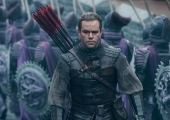 'The Great Wall' Trailer: Matt Damon Tries to Keep the Monsters Out