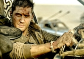 Over 40 'Mad Max Fury Road' Photos Featuring Tom Hardy