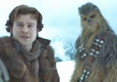 Exclusive Behind the Scenes Look at 'Solo: A Star Wars Story'