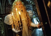 Tom Hiddleston & Mia Wasikowska Go Goth In New Pics From Guillermo Del Toro's 'Crimson Peak'