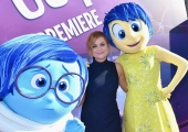 'Inside Out' Star Amy Poehler Has The Same Song Stuck In Her Head That You Do