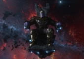 James Gunn Explains Thanos' Limited Role in 'Guardians of the Galaxy'