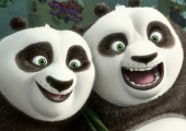 First 'Kung Fu Panda 3' Photos Reunite Po and His Dad