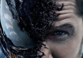 Tom Hardy's Stopped Fighting The Symbiote In Venom Poster
