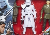 Poe Dameron Gets a New Look, More Star Wars: Rogue One Figures Unveiled