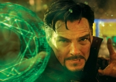New Doctor Strange Photos Arrive, Cumberbatch Talks Superpowers